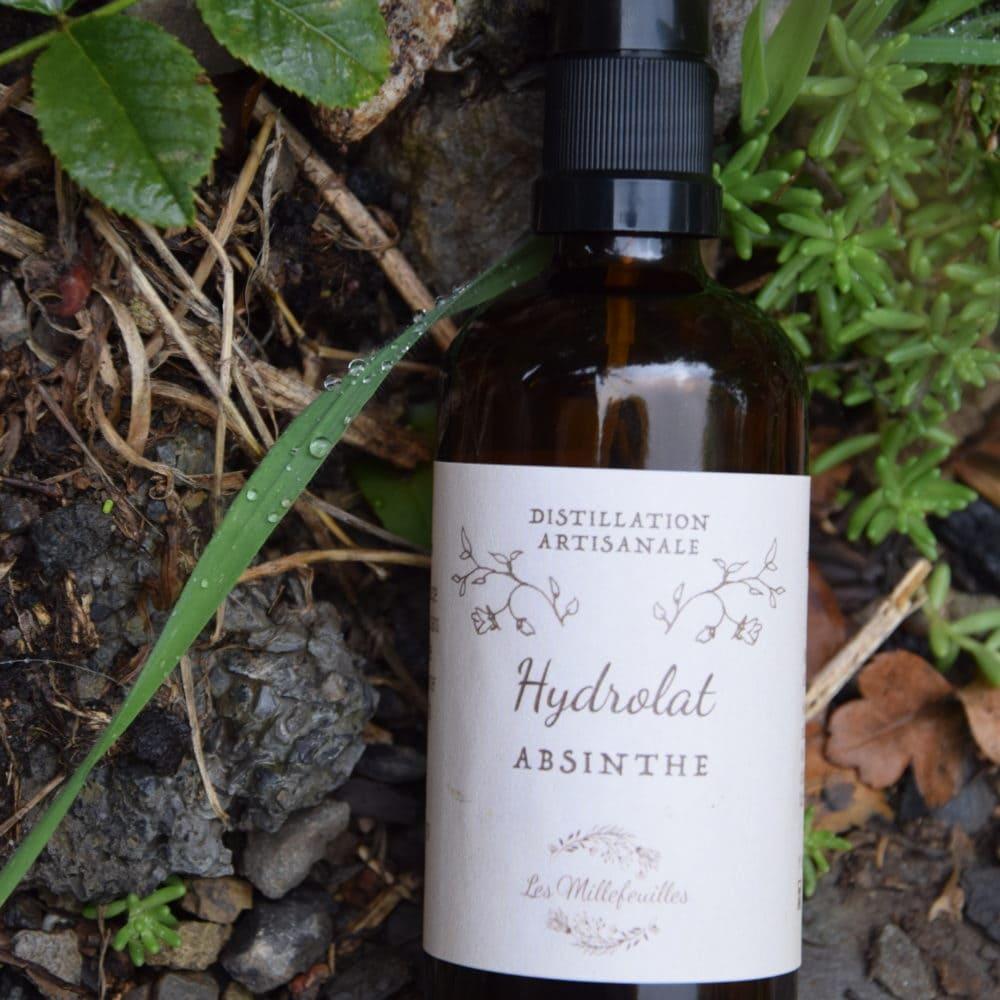 Hydrolat d'absinthe